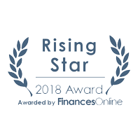 Finance Online Award for Rising Star 2018