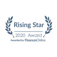 Finance Online Award for Rising Star 2020